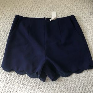 new navy blue bottoms from 2 piece set